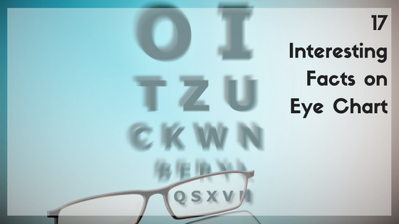 17 Interesting Facts on Eye Chart - Disha Eye Care