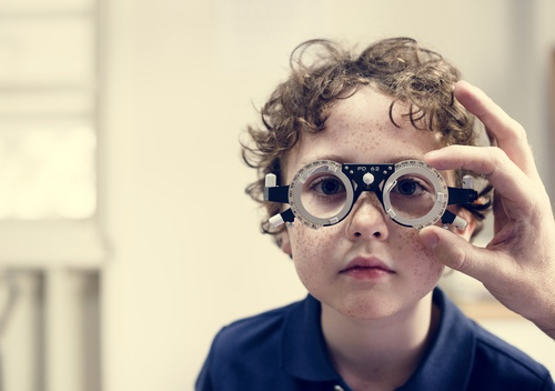 Common Kid's Eye Disorders